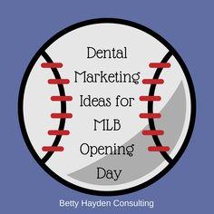 Dental Marketing Ideas to Celebrate Baseball Opening Day Social Media Pages, Social Media Marketing, Marketing Ideas, Facebook Marketing, Marketing Strategies, Dental Office Design, Dental Offices, Free Dental, Mouth Guard