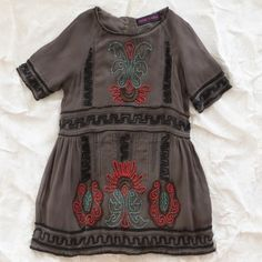 antik batik cadillac dress size 2y only - girl - final sale | Thumbe Line