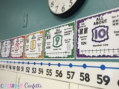 Classroom Confetti: Math Tip Monday--Number Sense  Great ideas here!