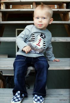 Age or Initial Pirate Ship Shirt by Xannazoo on Etsy https://www.etsy.com/listing/108780902/age-or-initial-pirate-ship-shirt
