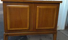 naturally repair wood with vinegar and canola oil, painted furniture, All done