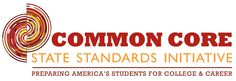 The official website for the Common Core standards. The website houses the standards and additional supporting resources for parents, students, and educators.  http://www.corestandards.org/