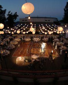 Elegant & Magical wedding destination. Mountain Gate Country Club, Los Angeles CA #mountain gate country club