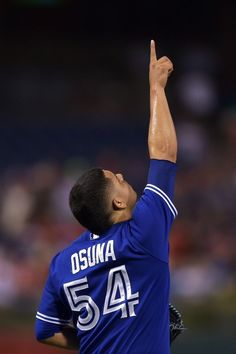 ROberto Osuna, TOR // Aug 2015 at PHI
