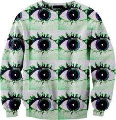 Ellen, PR - Sugar Pills Eye sweatshirt