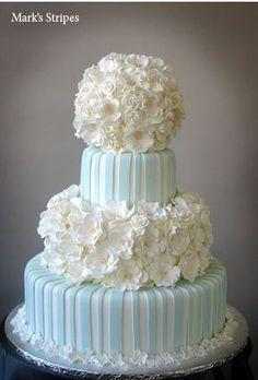 Топ-100 самых красивых свадебных тортов | Женский журнал ХОЧУ