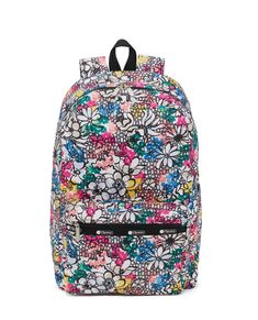 Cool backpacks for tweens and teens and adults too  The Floral print  backpack from LeSportSac fe0dfa4e395ad