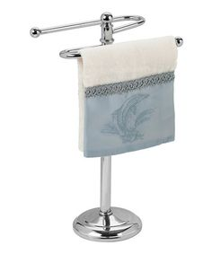 Take a look at this Chrome Hand Towel Holder by Kennedy Collection on #zulily today!