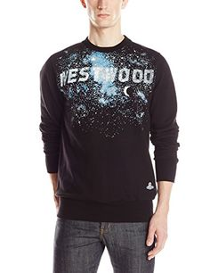 Vivienne Westwood Men's Print Felpa Hollywood Sweat