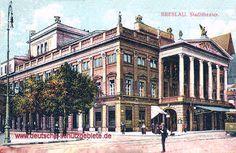 Breslau - Stadttheater