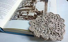 Crocheted heart bookmark Heart Bookmark, Diy Projects, Crochet, Blog, Chrochet, Crocheting, Knits, Hand Crochet