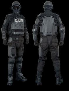 zombie armor