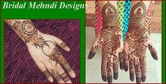 Beautiful Mehndi Designs For Hands Simple And Easy