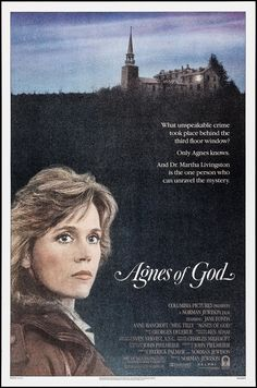 AGNES OF GOD  27x41 Original Movie Poster One Sheet ROLLED 1985 Jane Fonda ** You can find more details by visiting the image link.(It is Amazon affiliate link) #CinemaPostersCollection