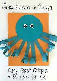 Resultado de imagen de summer crafts kindergarten