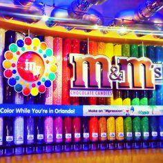 M & M Store in Orlando
