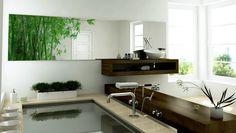 Szklane panele kuchenne, fronty szklane meblowe, szyby dekoracyjne Warszawa