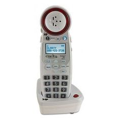 Cordless Telephones and Handsets: Clarity Expandable Handset For Xlc3.4 Telephone -> BUY IT NOW ONLY: $67 on eBay!