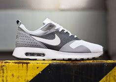 newest a275e 6b148 JUST LIFE STYLE™®  Nike Air Max Tavas  White   Grey .