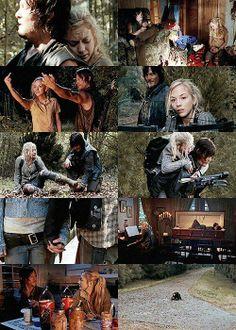 The Walking Dead season 4 beth & daryl ;; bring Bethyl back in season 5!!!