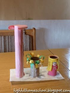 Doric, Ionic, Corinthian, Caryatid Columns - Ancient Greece Hands-on history project for kids