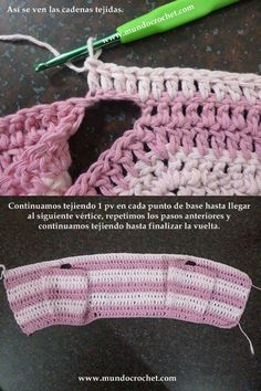 Como tejer un saco-campera-cardigan-chambrita a crochet o ganchillo paso a paso Knitting For BeginnersKnitting For KidsCrochet BlanketCrochet Baby Crochet Bolero Pattern, Crotchet Patterns, Crochet Diagram, Crochet Stitches, Knit Crochet, Crochet Hats, Crochet Baby Cardigan, Crochet Baby Clothes, Crochet Girls