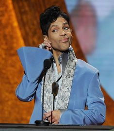 A true icon, Prince will be remembered as much for his unique personal style as his amazing music.
