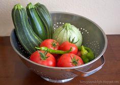 Summer harvest - Homegrown Delight