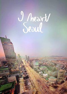 I <3 Seoul