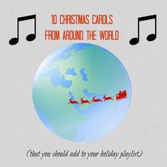 I love Christmas music; Christmas songs have some of the best holiday quotes! This year, rather than post the same lines from the classic Christmas carols that you could probably recite while hangi...