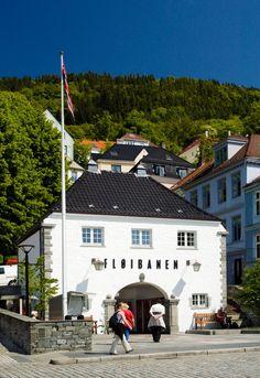 Fløybanen Bergen