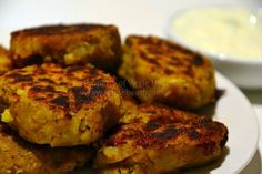 Aloo ki Tikki....Indian potato morselsBy Adele McConnell Published: July 13, 2013Yield: 6Prep: 10 minsCook: 15 minsReady In: 25 minsIngredients3 Large Potatoes diced1 tbsp coconut oil 1 tbsp Dried Fenugreek Leaves 1 tsp dried chilli flakes 1 tsp garam masala 1 tsp Cumin 1 tsp Ground Turmeric Salt and Pepper to Taste 1/4 cup besan (chickpea) flour InstructionsDice and steam potatoes until soft. Mash the potatoes and oil togetherAdd the spices and salt and pepper to taste. Stir the besan flour…