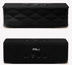 Pisnet Soundbox mini Bluetooth30 Wireless Portable 21ch Stereo Outdoor Speaker Black -- See this great product.