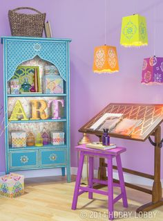 Need an easy way to elevate your favorite space? Grab some stencils and go to town. We've got some terrific ideas to get you started.