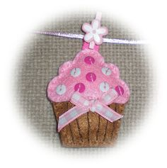 cupcake fieltro