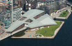 Astrup Fearnley museum - Oslo. By Renzo Piano