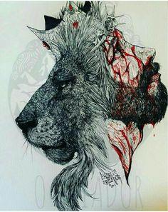 So powerful! He was the lion all along! Jesus Drawings, Image Jesus, Lion And Lamb, Jesus Tattoo, Jesus Wallpaper, Prophetic Art, Christian Wallpaper, Biblical Art, Jesus Art