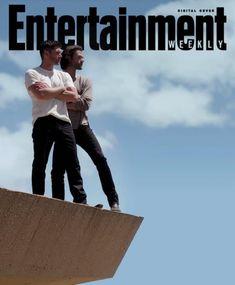 Supernatural Series Finale, Swan Song, Entertainment Weekly, Jared Padalecki, Jensen Ackles, Photoshoot, Entertaining, Songs, Digital