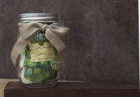 Seed Jar- herb mix   Blue Hill Farm Blue Hill Farm, Mason Jars, Lunch Box, Herbs, Mason Jar, Bento Box, Herb, Glass Jars, Jars