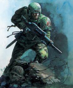 Warhammer 40k - Imperial Guard