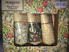 Morris and Co hand cream collection!