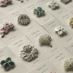 me ~ Tile Backing Board, White Tile Gray Grout Kitchen - Office Flooring, Concrete Basement Floors. Ceramic Jewelry, Ceramic Clay, Ceramic Pottery, Polymer Clay Crafts, Polymer Clay Jewelry, Pottery Classes, Paperclay, Ceramic Flowers, Jewelry Packaging