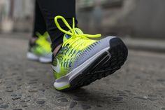 sports shoes c249e 26d28 Nike Epic React Flyknit W Czarno-Szare