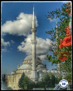 Masjid katedral moskow rusia beautiful mosques around the world istanbul kuba mescidi altavistaventures Image collections