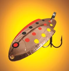 Favorite Trout Lures of Trout Guides - Field & Stream. I use this lure all the time .