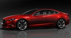 Mazda 6 2018 Redesign, Release Date, Price