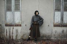 Grey Magazine Fall 2014 Vittoria Ceretti Fanny Latour-Lambert (22)