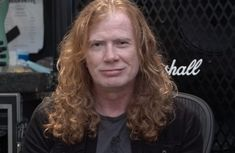 DAVE MUSTAINE Reveals Title For New MEGADETH Album