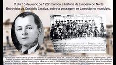 15 de junho de 1927: Passagem de Lampião em Limoeiro do Norte (entrevista)