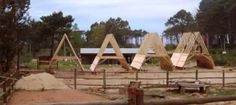 4 Small A-frame Houses Being Built: Construction (Video)